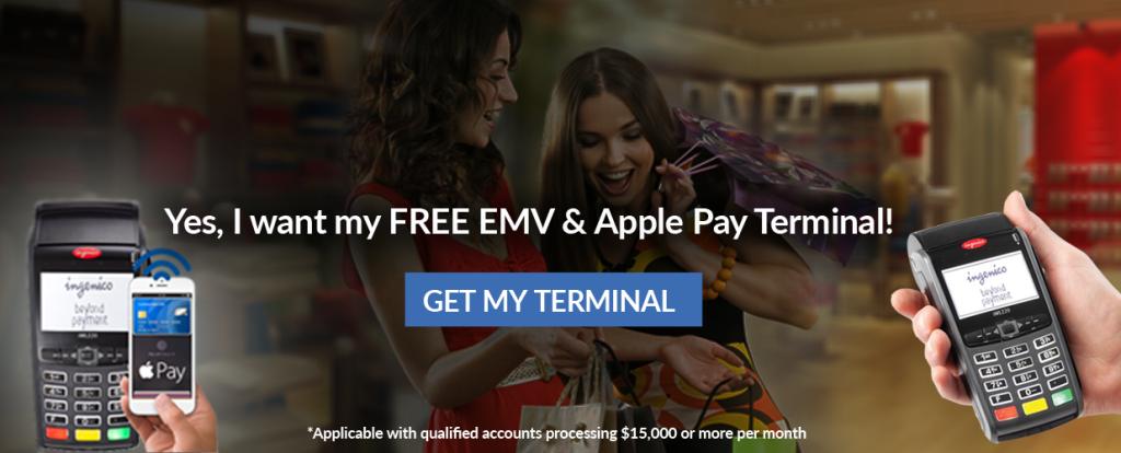 Free Emv Amp Apple Pay Terminal
