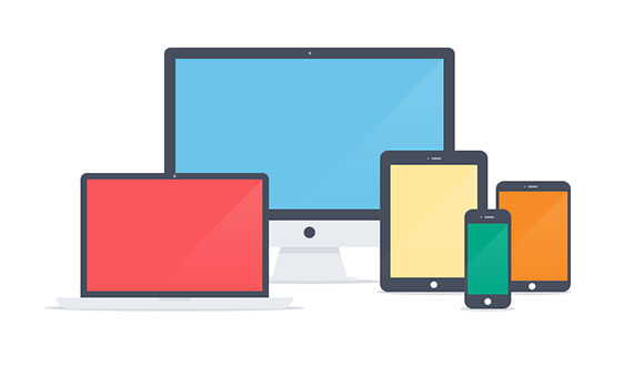 Apple-devices-flat-icons-psd
